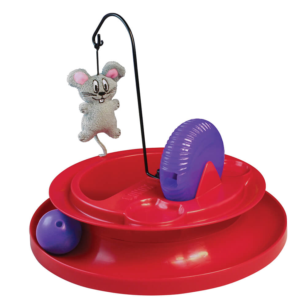 KONG Cat Playground Puzzle Toy