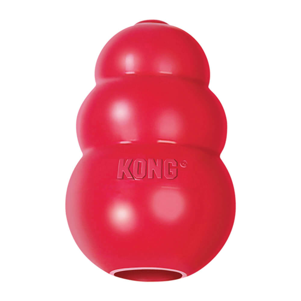 KONG Classic Red Treat Toy