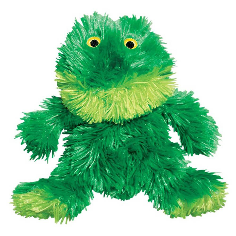 KONG Green Frog Plush Toy