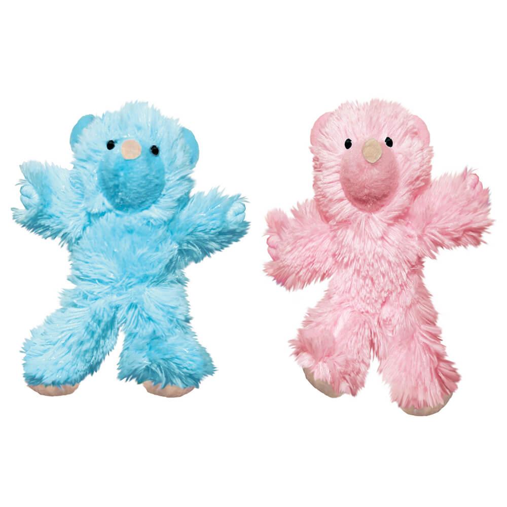KONG Teddy Bear Plush Kitten Toy