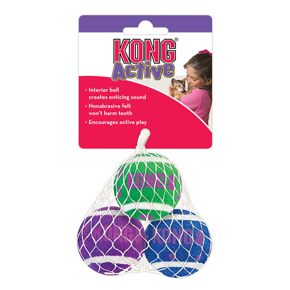 KONG Tennis Ball with Bell