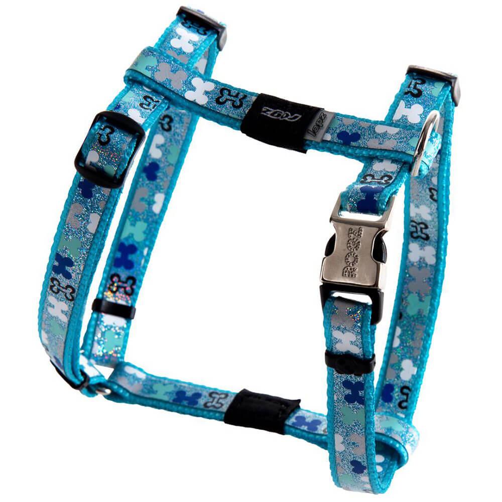Rogz Lapz Trendy Adjustable Dog H-Harness