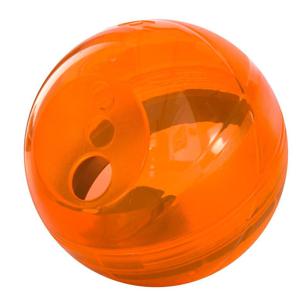 Rogz Tumbler Orange Treat Dispenser