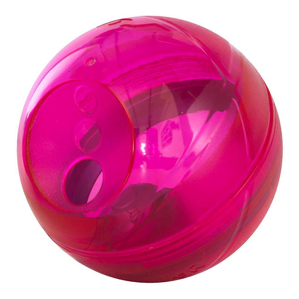 Rogz Tumbler Pink Treat Dispenser