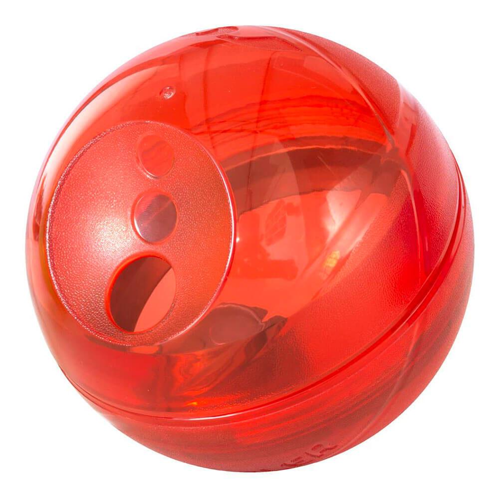 Rogz Tumbler Red Treat Dispenser