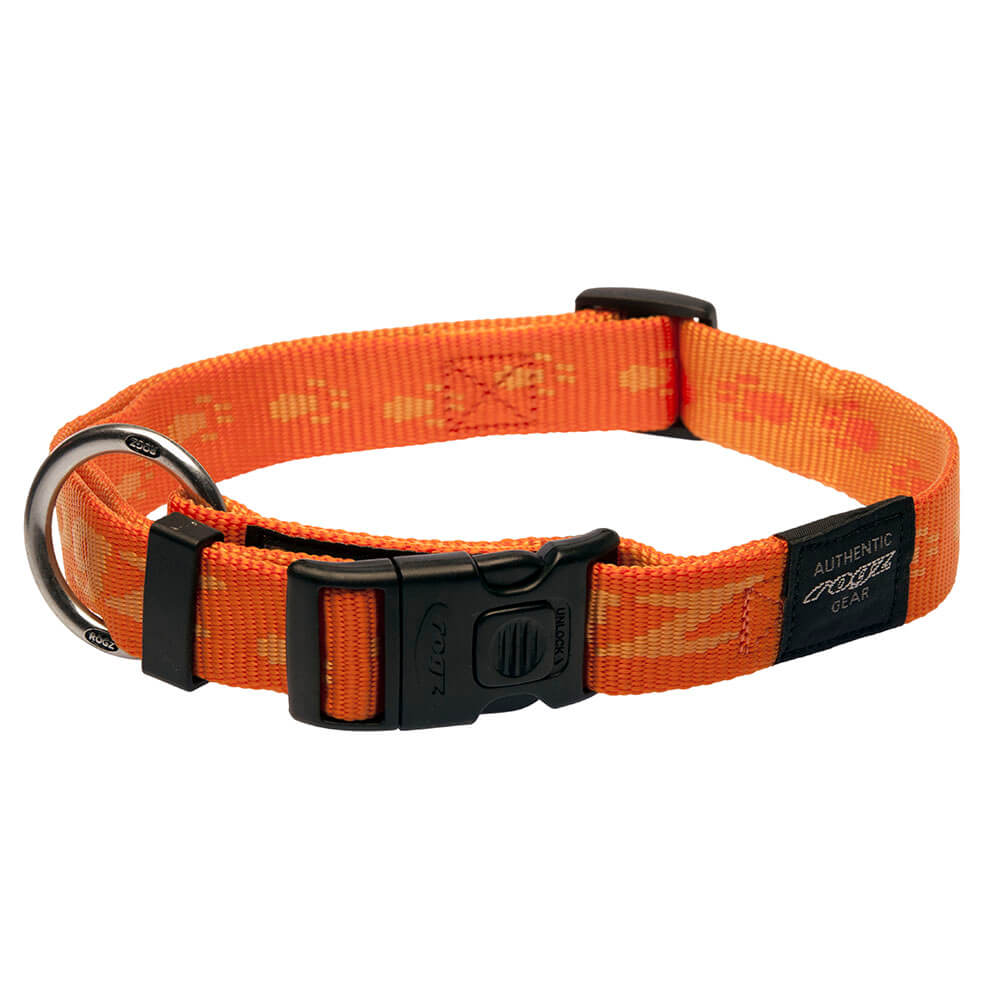 Rogz Alpinist Dog Collar