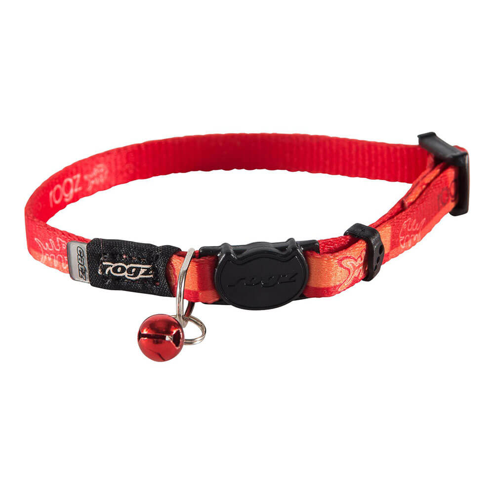 Rogz Catz KiddyCat Safeloc Breakaway Cat Collar
