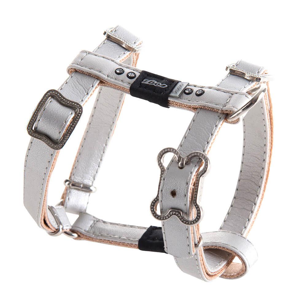 Rogz Lapz Luna Adjustable Dog H-Harness