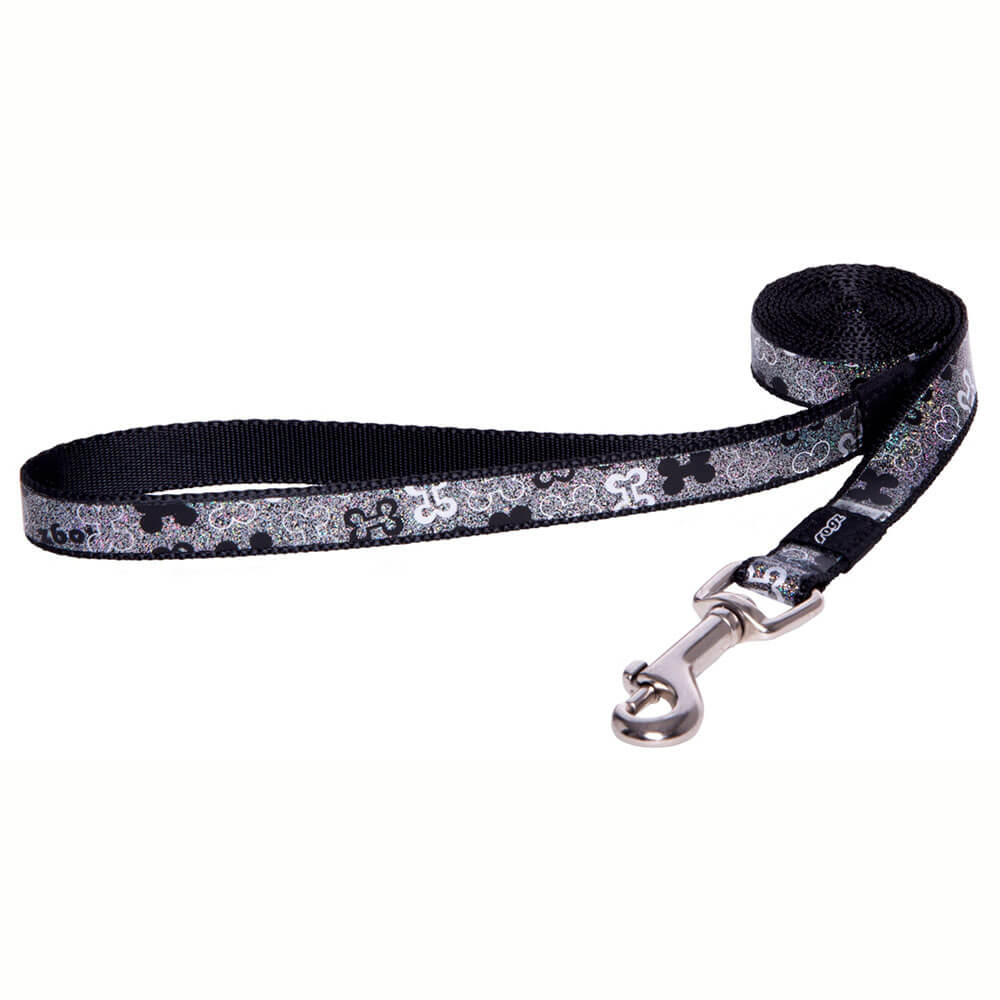 Rogz Lapz Trendy Fixed Long Dog Lead