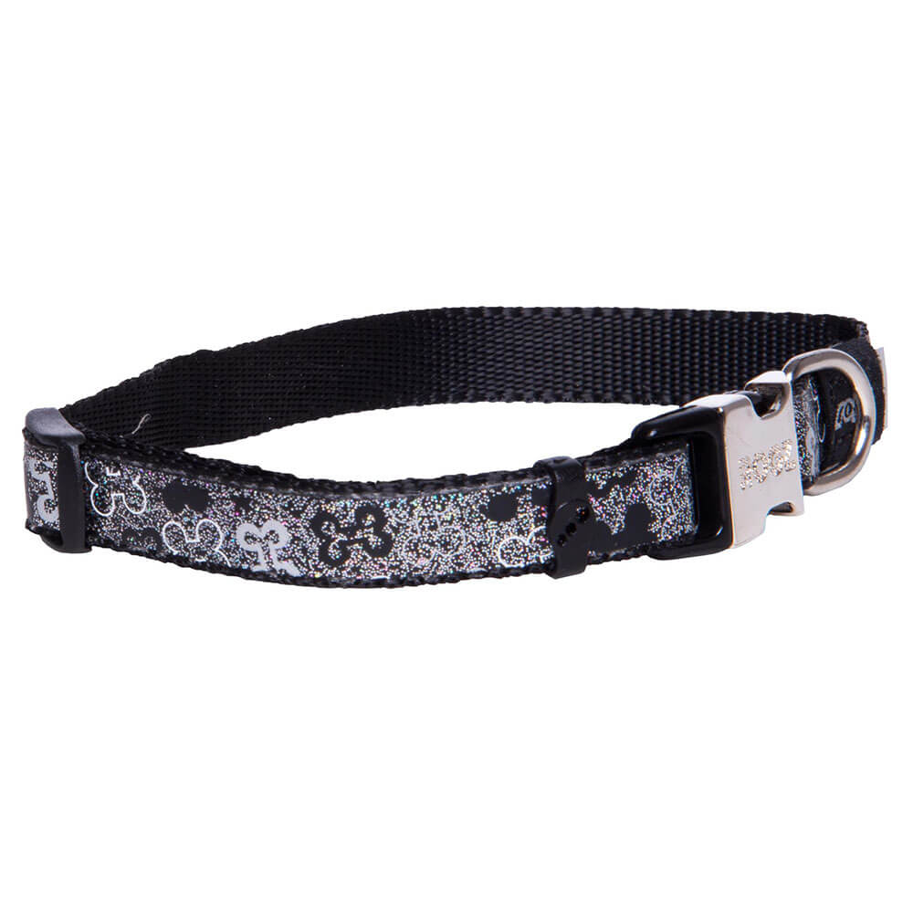 Rogz Lapz Trendy Side Release Dog Collar