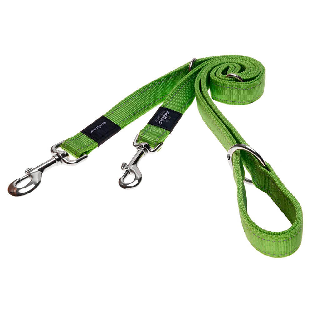 Rogz Reflective Utility Multi-Purpose Dog Lead