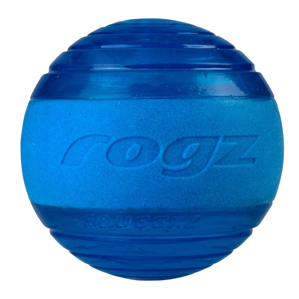 ROGZ Squeekz Toy Ball