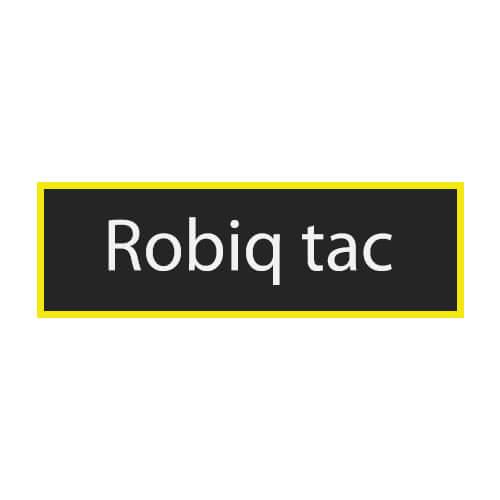 Robiq tac